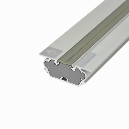 SFC3 - Power track 60 cm - connector on left side - Brushed aluminium